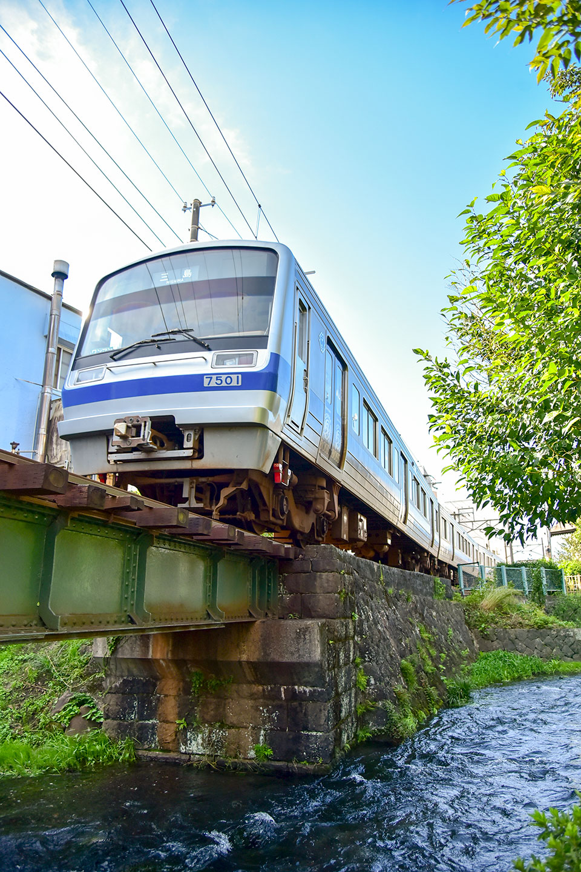 伊豆箱根鉄道 いずっぱこ映えスポット